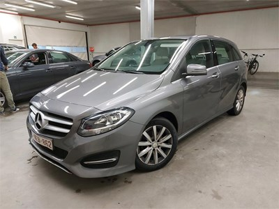 Mercedes-Benz B B 180 D 109PK STYLE Pack Professional With Map Pilot & Rear Camera