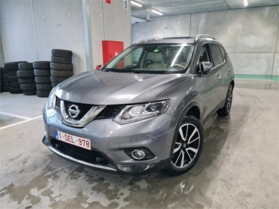 Nissan X-TRAIL XTRAIL DCI 130PK Tekna With 7 Seats Config