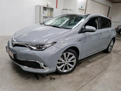 Toyota AURIS AURIS 18 VVTI HYBRID CVT LOUNGE With SkyView Pano Roof & Full Leather Interior