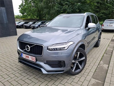 Volvo XC90 XC90 T8 392PK 4WD Geartronic RDesign Business Line & IntelliSafe Surround & Nappa Leather & Park Assist With Camera & 7 Seat Con