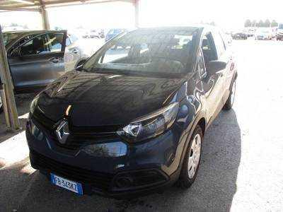 Renault Captur 2013 dci 90CV SeS WAVE