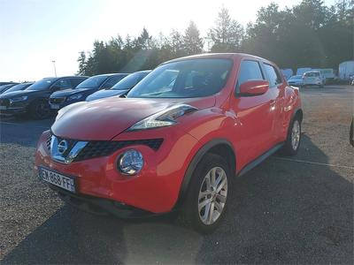 Nissan Juke crossover dci 110 BUSINESS EDITION