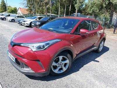 Toyota C-HR BUSINESS 1.8 HYBRIDE 122 DYNAMIC