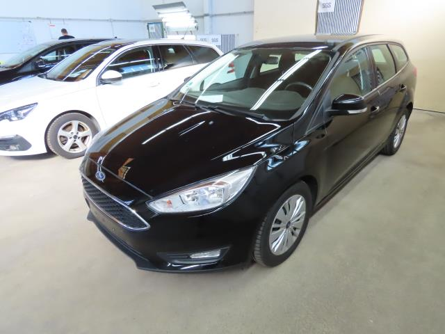 Ford Focus turnier business 2.0 TDCI 110KW MT6 E6