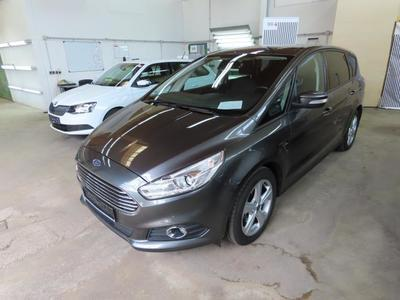 Ford S-max business 2.0 TDCI 132KW MT6 E6