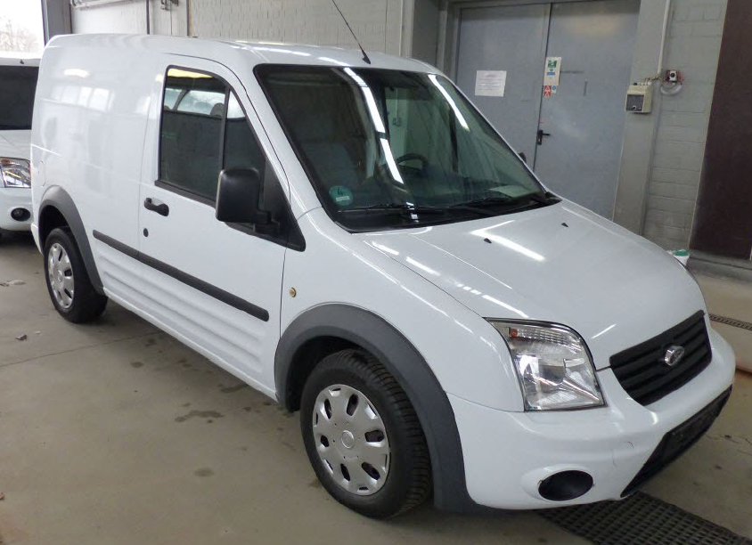 Ford Transit Connect  Kasten Trend  1.8 TDCI  55KW  MT5  E5