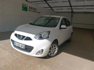 Nissan Micra 1.2 80 Connect Edition