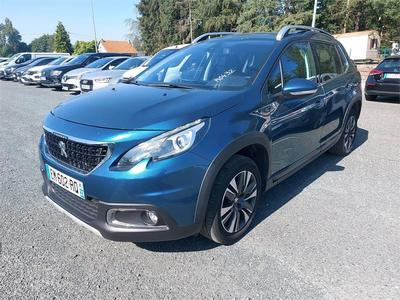 PEUGEOT 2008 5p Crossover 1.6 BLUEHDI 100 S&S ALLURE BUSINESS