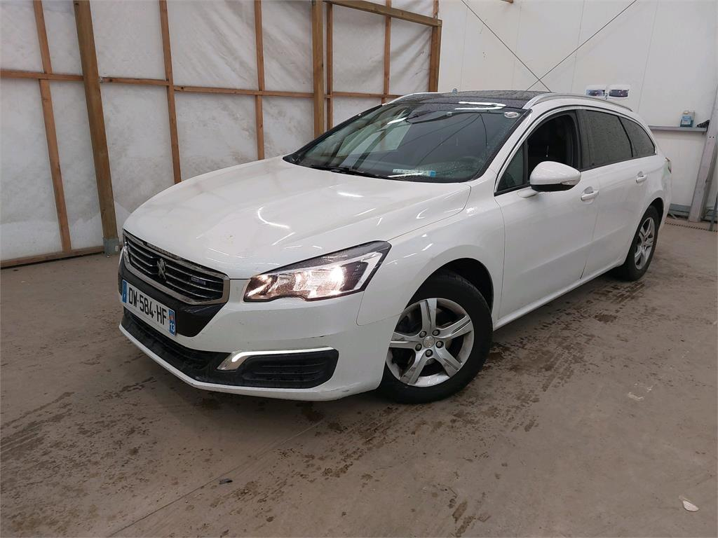 Peugeot 508 SW 2.0 BlueHDi 150 S&S Business Pack