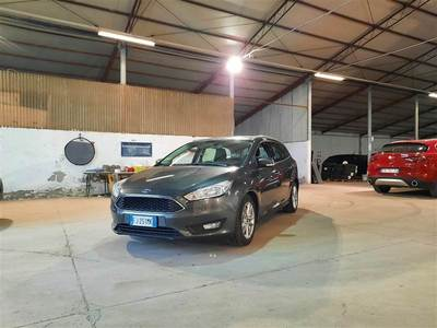 Ford Focus 2017 / / 5P / Station wagon 15 TDCi 120cv S&S Business SW