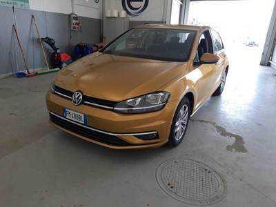 Volkswagen golf vii 2013 5 PORTE BERLINA 16 TDI Business BMT