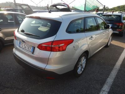 FORD FOCUS SW 15 Tdci 95cv S &s Business Sw