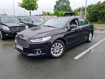 Ford MONDEO MONDEO TDCI 120PK ECONETIC BUSINESS EDIRTION+ Pack Signature & Driver Assistant Pack