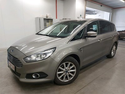 Ford S-MAX SMAX TDCI 150PK BUSINESS EDITION+ Pack Traveller