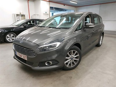Ford S-MAX SMAX TDCi 150PK POWERSHIFT Business Class+ Pack Signature Deluxe & Family Comfort
