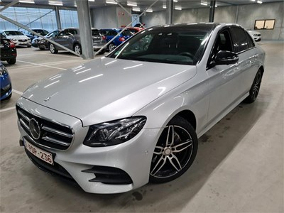 Mercedes-Benz E berline E BERLINE E 220 D 194PK DCT LAUNCH EDITION AMG LINE Pack Premium Plus With Airbody Control & Night Pack