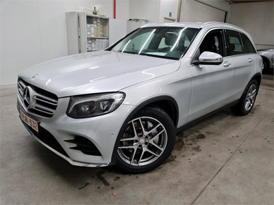 Mercedes-Benz GLC 250 211PK LAUNCH EDITION AMG With Leather Pack PETROL