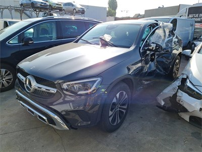 Mercedes-Benz Glc coupe GLC COUPE 200 D 163PK TOTAL LOSS Business Solution & Pack Plus