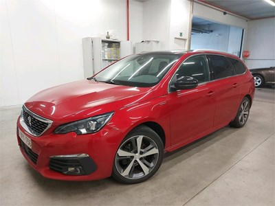 Peugeot 308 SW 308 SW BlueHDI 130PK GT Line Pack Visio & Pano Roof