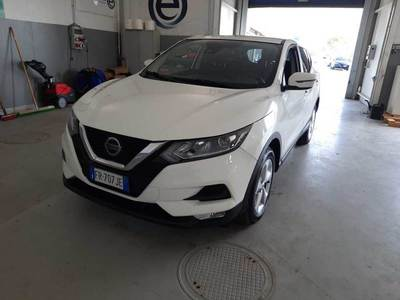 NISSAN QASHQAI / 2017 / 5P / CROSSOVER 1.6 DCI 130 2WD BUSINESS