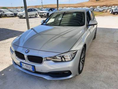 BMW SERIE 3 2012 TOURING 318D BUSINESS TOURING AUTOM.