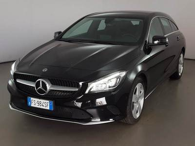 MERCEDES-BENZ CLA SHOOTING BRAKE / 2016 / 5P / STATION WAGON CLA 200 D AUTOMATIC BUSINESS EXTRA