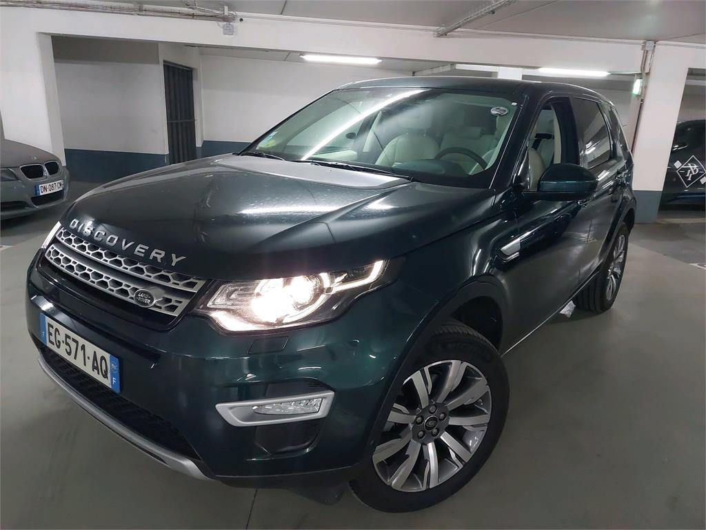 LAND ROVER DISCOVERY SPORT 5p UF 2.0 TD4 150 4WD HSE Luxury 5P