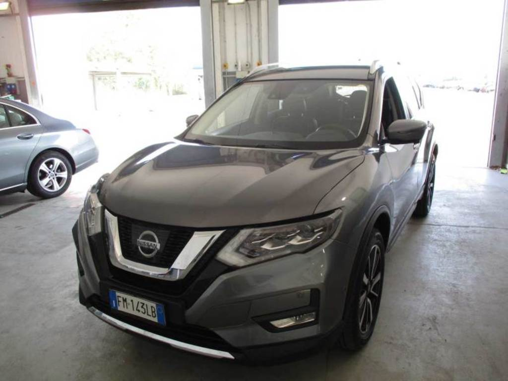 NISSAN X-TRAIL / 2017 / 5P / CROSSOVER 2.0 DCI 177 2WD TEKNA XTRONIC