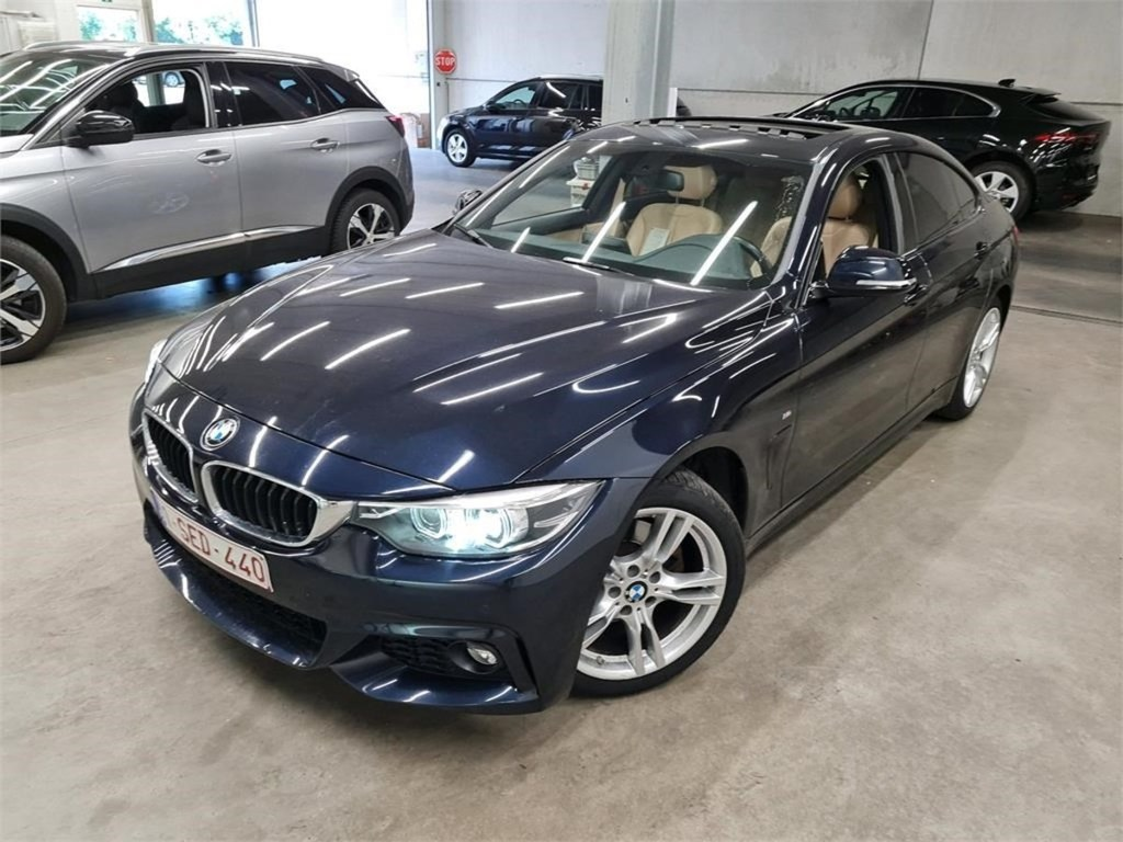 BMW 4 gran coupe 4 GRAN COUPE 420d 163PK M Sport With Business Pack & Power Sunroof