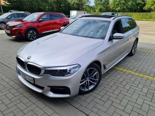 BMW 5 touring 5 TOURING 530dA XDRIVE 265PK M Sports Pack Driver Assistant+ & Front Comfort Seats & Harman Kardon & Electric SunRoof
