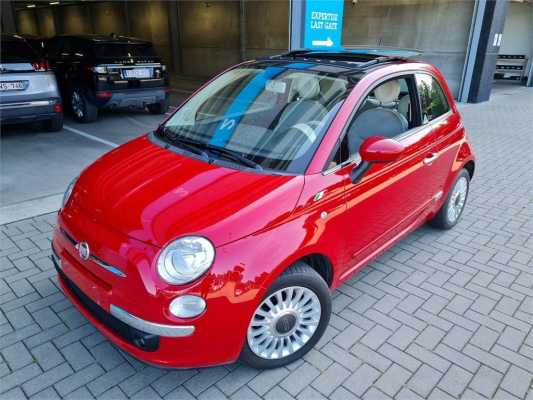 Fiat 500 500 JTD 75Pk Pop With Manual Airco & Electric SunRoof PRIVATE CAR NO VAT PRIVAT OHNE MEHRWERTSTEUER