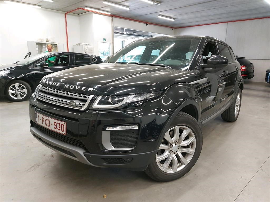 Land Rover Range rover evoque EVOQUE TD4 150PK SE 4WD AUTO Pack Business With Heated Leather Seats