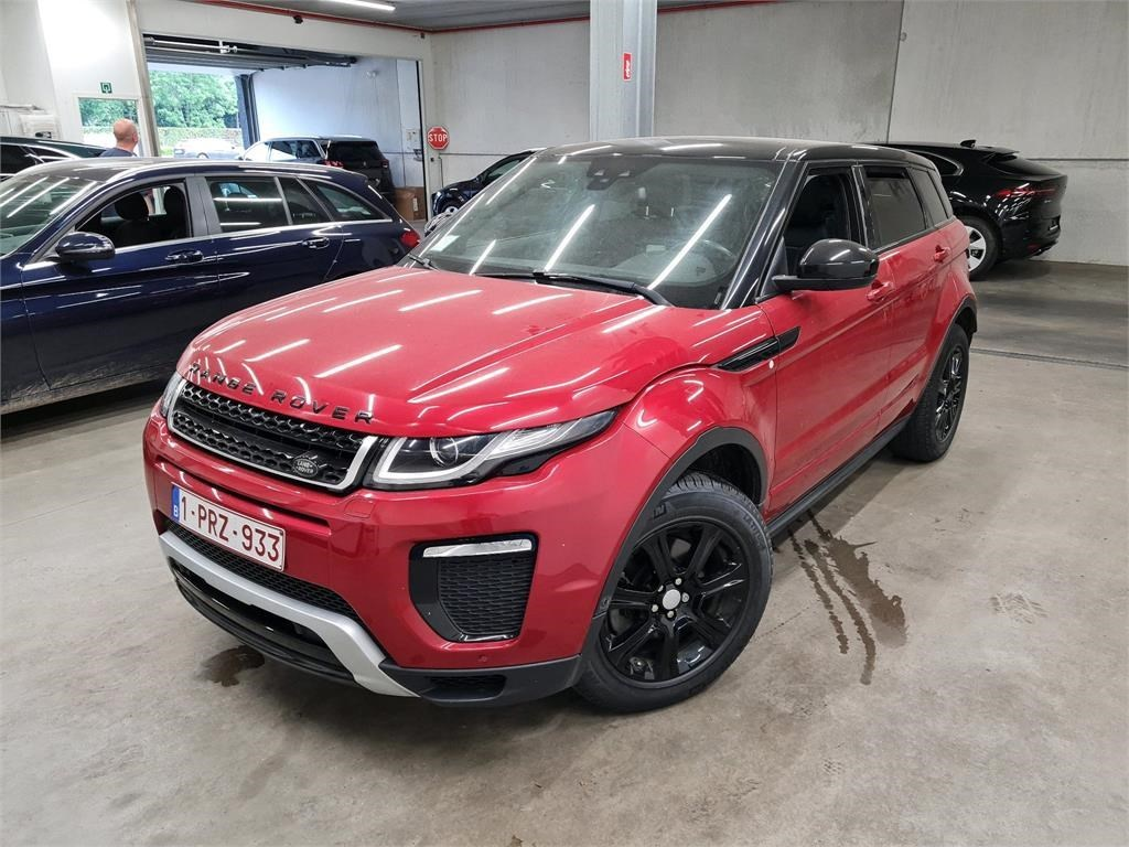Land Rover Range rover evoque EVOQUE TD4 150PK SE Dynamic 4WD Pack Driver Assistance & KeyLess & Electric Boot & Pano Roof