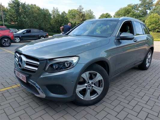 Mercedes-Benz GLC GLC 220 D 163PK 4M DCT Launch Edition & Pack Exclusive & Pano Roof