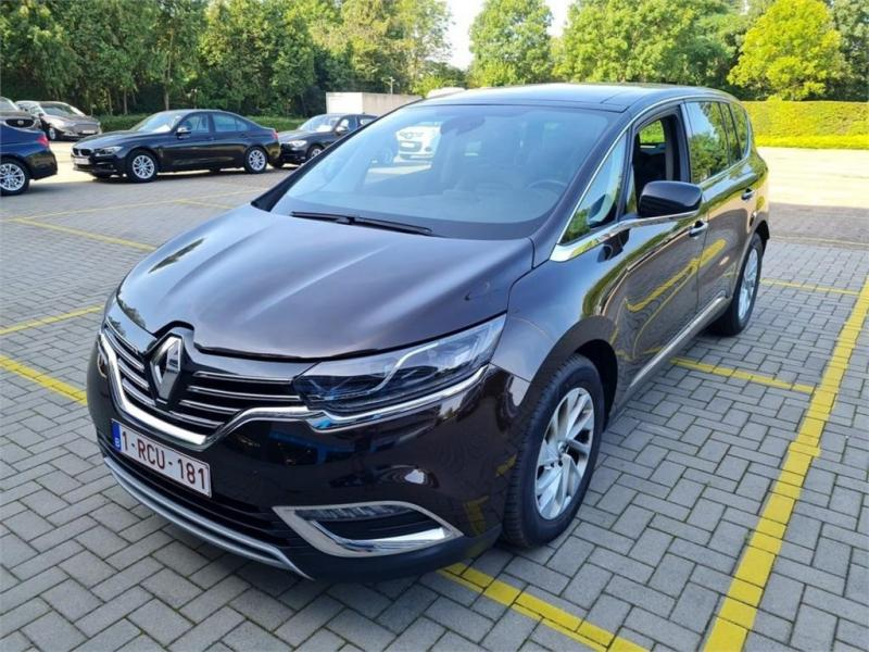 Renault ESPACE ESPACE DCI 160PK EDC ENERGY INTENS Pack Leather & City I & Pano Roof