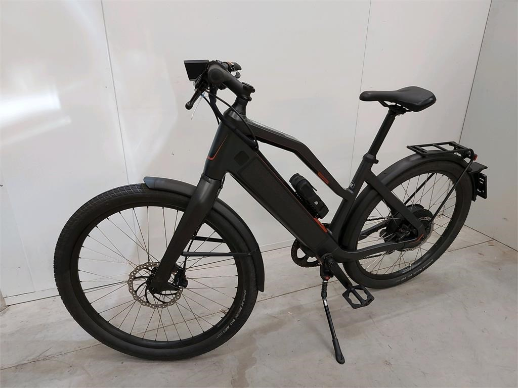 Electro bike ST1X ST1X 17 INCH COMFORT 983WH CHARCOAL 2018