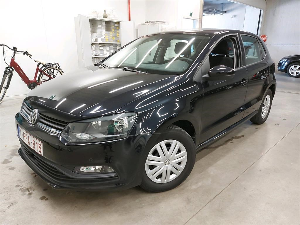 Volkswagen POLO POLO 10i 75PK TRENDLINE Pack Driving Comfort & Business Class Pack PETROL