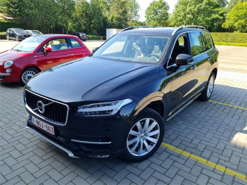 Volvo XC90 XC90 D4 FWD 190PK Geartronic Momentum Pack Business Motion & Light & 7 Seat Config & Winter