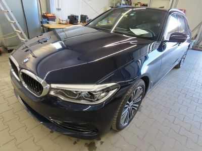 BMW 5 TOURING 520d Aut Sport Line