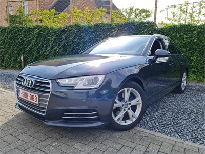 Audi A4 avant A4 AVANT TDI 150PK STronic Ultra Sport Business Edition Pack Technology & Business+ With Massage Function Seat