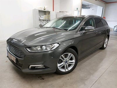 Ford Mondeo clipper MONDEO CLIPPER TDCI 150PK MSQ Business Class+ With Adaptive Cruise & Electric Boot Hatch