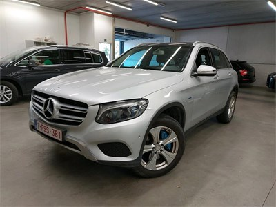 Mercedes-Benz GLC 350 E 4M 326PK LAUNCH EDITION With Pack Leather & Pano Roof & KeyLess Go Comfort HYBRID