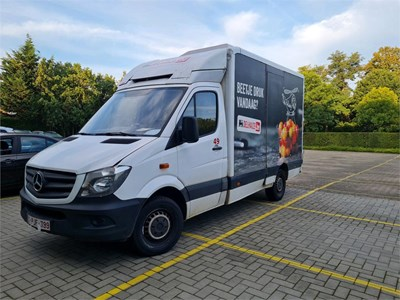 Mercedes-Benz SPRINTER CHC 21CDI 129PK 313 A2 35T With Navigation & Airconditioning