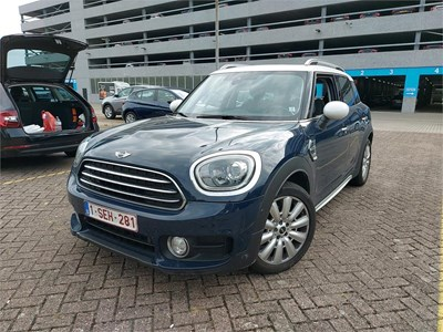MINI COUNTRYMAN COOPER D 136PK Pack Chili & Wired & Visibility & Head Up & Auto Rear Hatch & Pano Roof