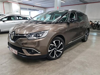 Renault Grand scenic GRAND SCENIC 131PK Energy DCI Bose Edition & Pack Easy Parking & Pano Roof & 7 Seat Config
