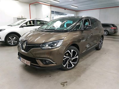 Renault Grand scenic GRAND SCENIC Energy DCI 131PK Bose Edition Pack Easy Park & 7 Seat Config