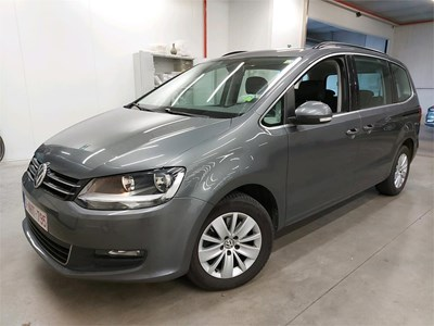 Volkswagen SHARAN CR TDI 115PK Comfortline BMT Pack Business With APS & 7 Seat Config