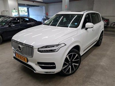 Volvo XC90 T6 4WD Geartronic Inscription & Xenium With Electric & Ventilated Nappa & IntelliSafe Surround & Bowers & Wilkins Audio & 2