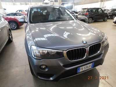 BMW X3 T. LOSS Sdrive 18d Busi ness Advantage Aut