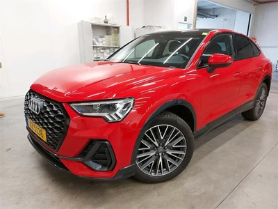 Audi Q3 sportback Q3 SB TFSI 150PK STronic Pack Premium With Assistance Pack & Black Look & 360Cam & B&O Sound & 19 Inch Alloy & Pano Roof PETROL